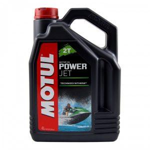 Моторное масло MOTUL PowerJet 2T для гидроциклов (4 л.)