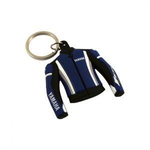Держатель для ключей (куртка) синий