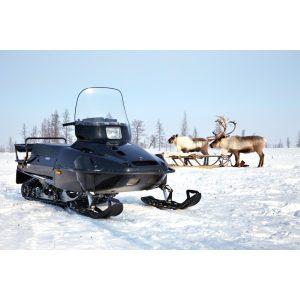 Снегоход утилитарный Yamaha VK540 IV Tough Pro