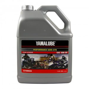 Масло моторное спортивное полусинтетическое Yamalube 10W-50 (3.78 л.)