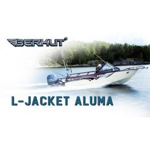 Катер алюминиевый Berkut L- Jacket Aluma