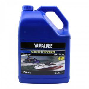 Минеральное масло Yamalube 4W (3.78 л.)