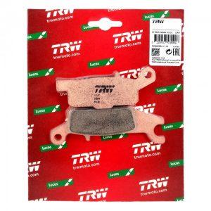 Комплект тормозных колодок TRW/Lucas (задние правые)