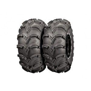 """Комплект задних шин ITP Mud Lite XL 28x12"""" R12 для квадроциклов Yamaha Grizzly 550/700"""