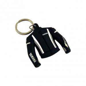 Держатель для ключей (куртка) черный
