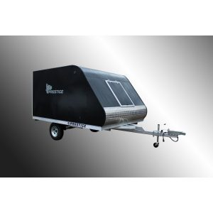 Прицеп для снегоходов и квадроциклов Prestige 1500 AL W с высотой 1.7 м, алюминиевый