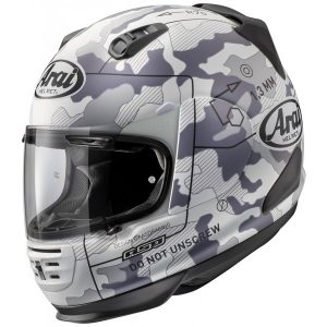 ШЛЕМ ARAI REBEL COMMAND, WHITE