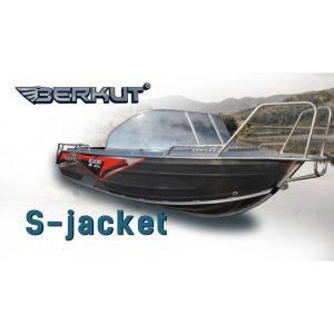 Катер алюминиевый Berkut S-Jacket