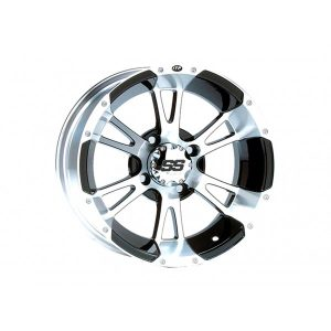 Комплект литых дисков ITP SS 112 Alloy 12SS30BX для квадроциклов Yamaha Grizzly 350/450/550/660/700