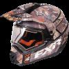 Шлем FXR TORQUE SQUADRON REALTREE с подогревом визора