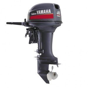 Двухтактный лодочный мотор Yamaha E40XMHX серии Enduro