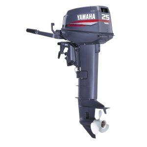 Лодочный мотор Yamaha 25 BWL