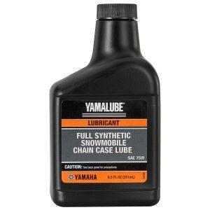 Масло трансмиссионное синтетическое для снегоходов YAMALUBE (251 мл.)